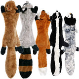 Plush Squeaky Dog and Puppy Toys - Pet Cache