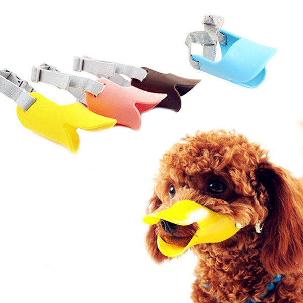 Adjustable Duckbill Muzzle for *Small  Dogs* Only - Pet Cache