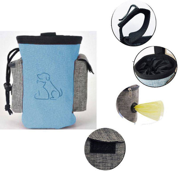 Dog Treat Training Pouch - Pet Cache