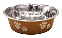 Barcelona Stainless Steel Bowl - Pet Cache