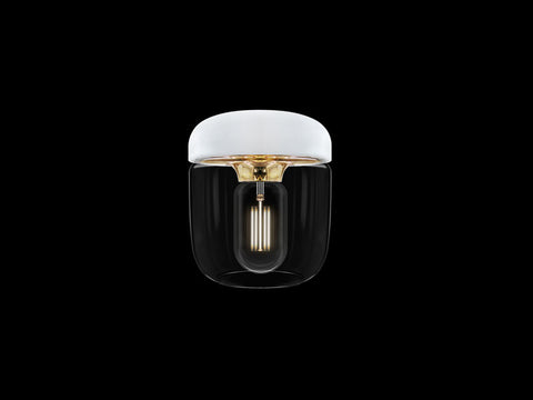 Acorn white | polished brass