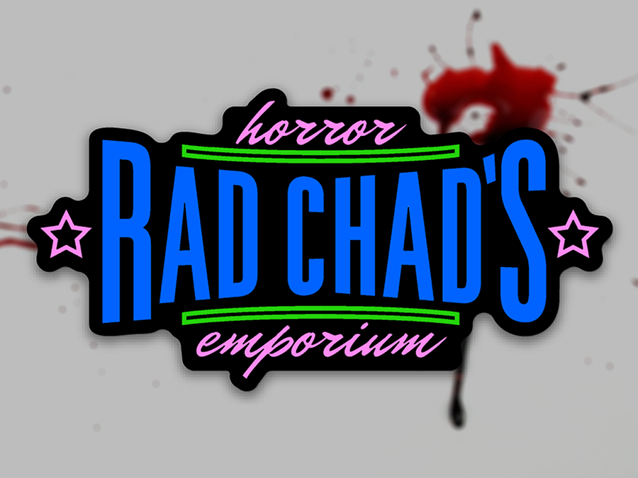 Scare Package - Sticker #3 (Rad Chad's Horror Emporium)