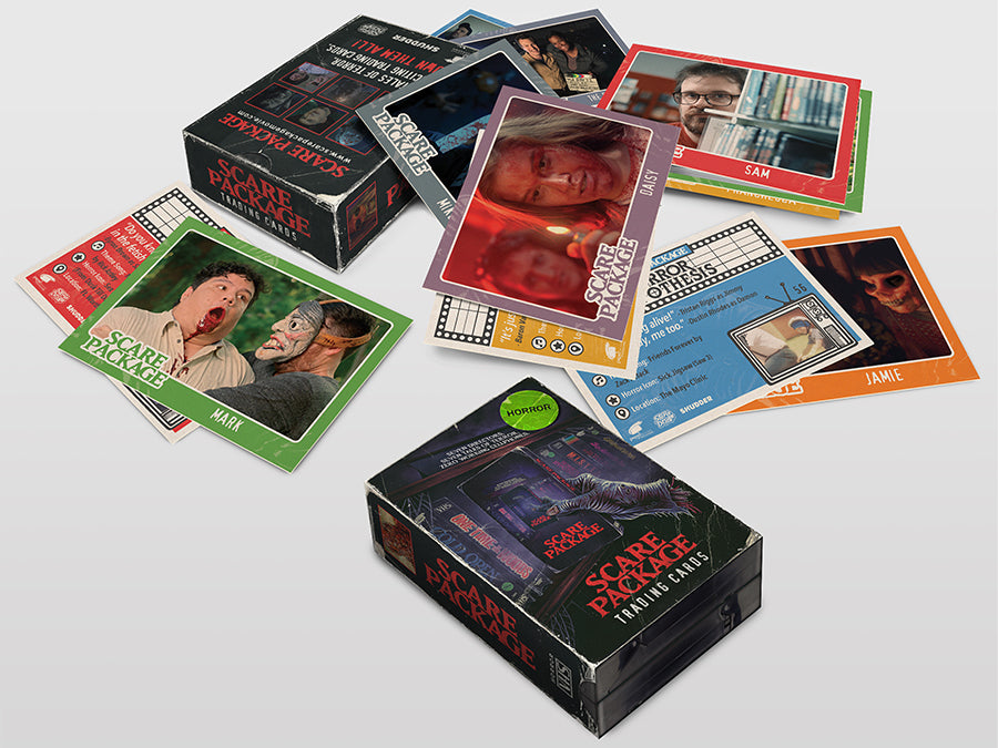 Scare Package - Complete Trading Cards Set