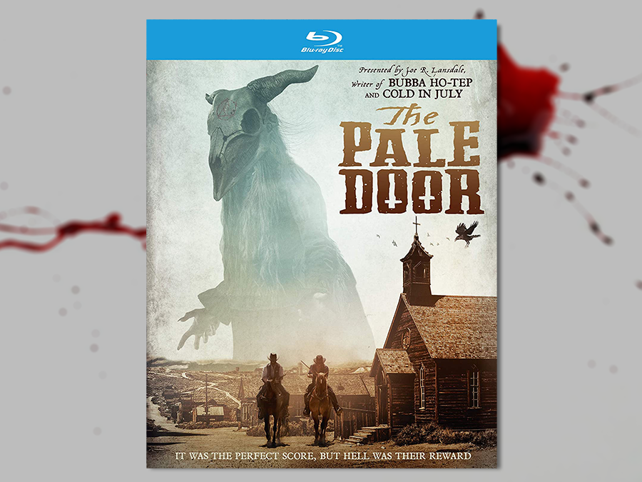 The Pale Door - Official Blu-ray - SIGNED
