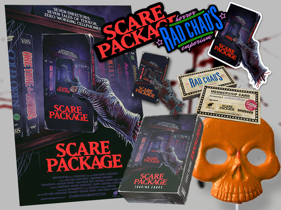 Scare Package - THE SCARE PACKAGE!!!