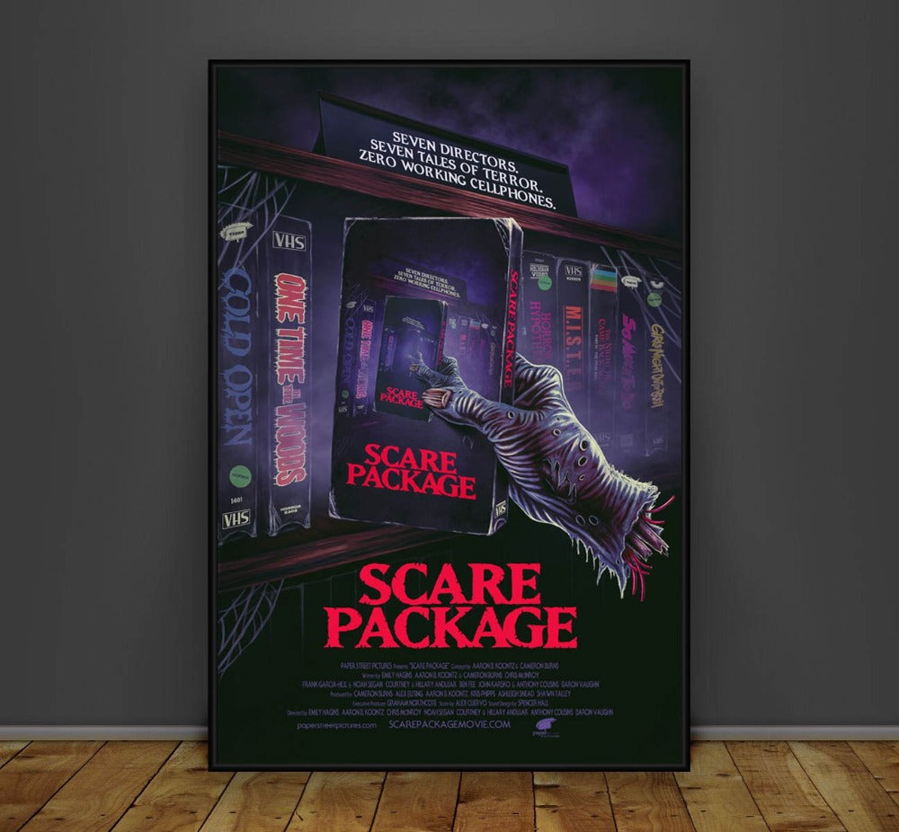 Scare Package - Official One Sheet Poster