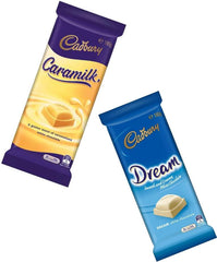 Cadbury Block Bars (180g) - Dream & Caramilk Sugarliciousltd