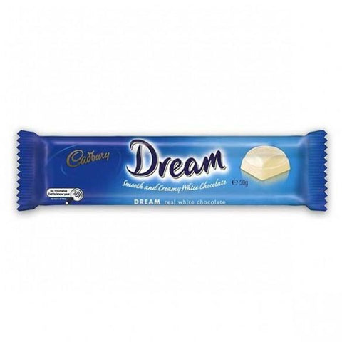 Cadbury Dream Bar (50g) - Australian Import Sugarliciousltd
