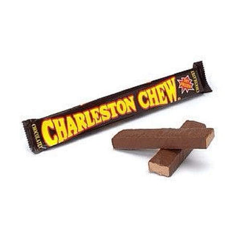 Charleston Chew Bar (53g) - Chocolate & Vanilla Sugarliciousltd