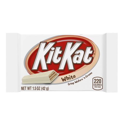 Kit Kat White (42g) Sugarliciousltd