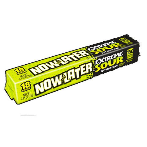 Now & Later Chewy (69g) Sugarliciousltd