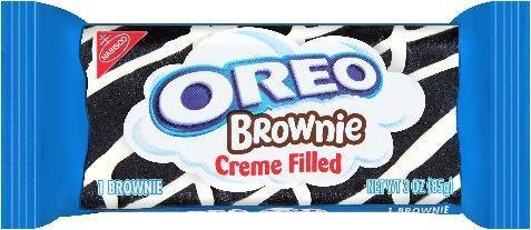 Oreo Brownie Creme Filled (85g) Sugarliciousltd