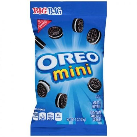Oreo Mini Share Bag (85g) Sugarliciousltd
