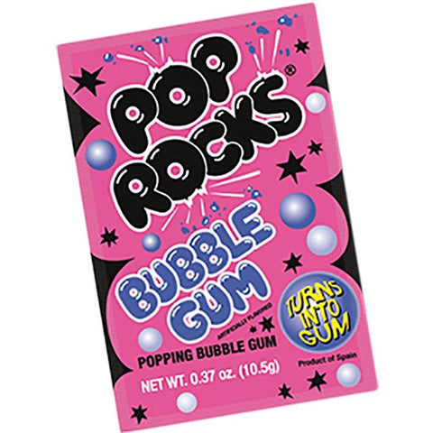 Pop Rocks (9.5g) - Popping Candy Sugarliciousltd