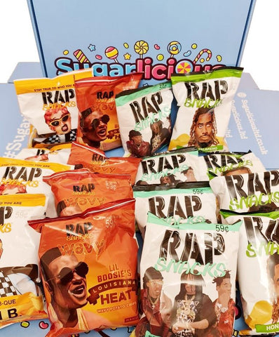 Rap Snack Box Sugarliciousltd