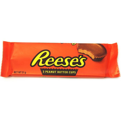 Reese's 3 Peanut Butter Cup Large (59g) Sugarliciousltd