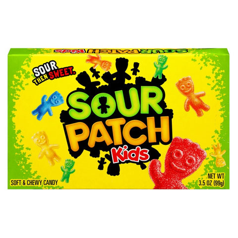 Sour Patch Kids Original Theatre Box (99g) Sugarliciousltd