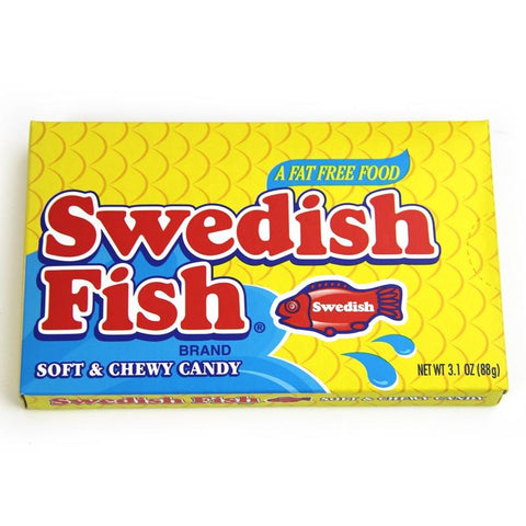 Swedish Fish Theatre Box Sugarliciousltd