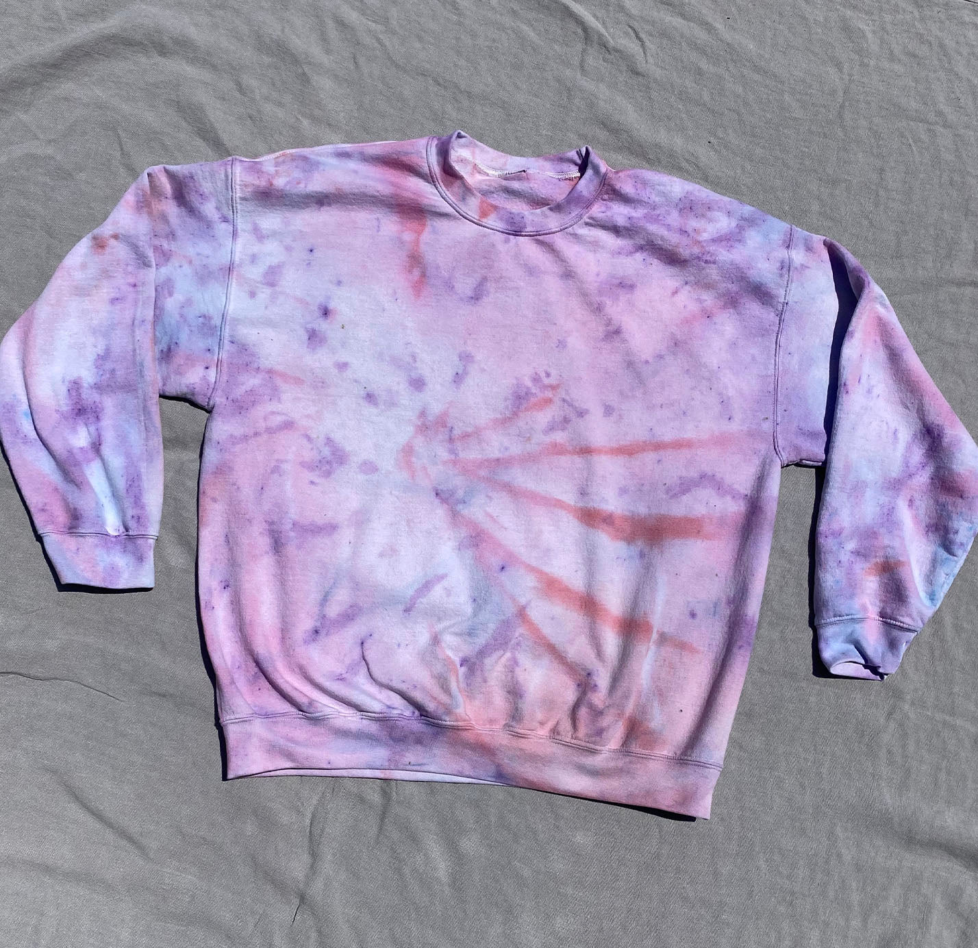 Sunset Sweatshirt 1