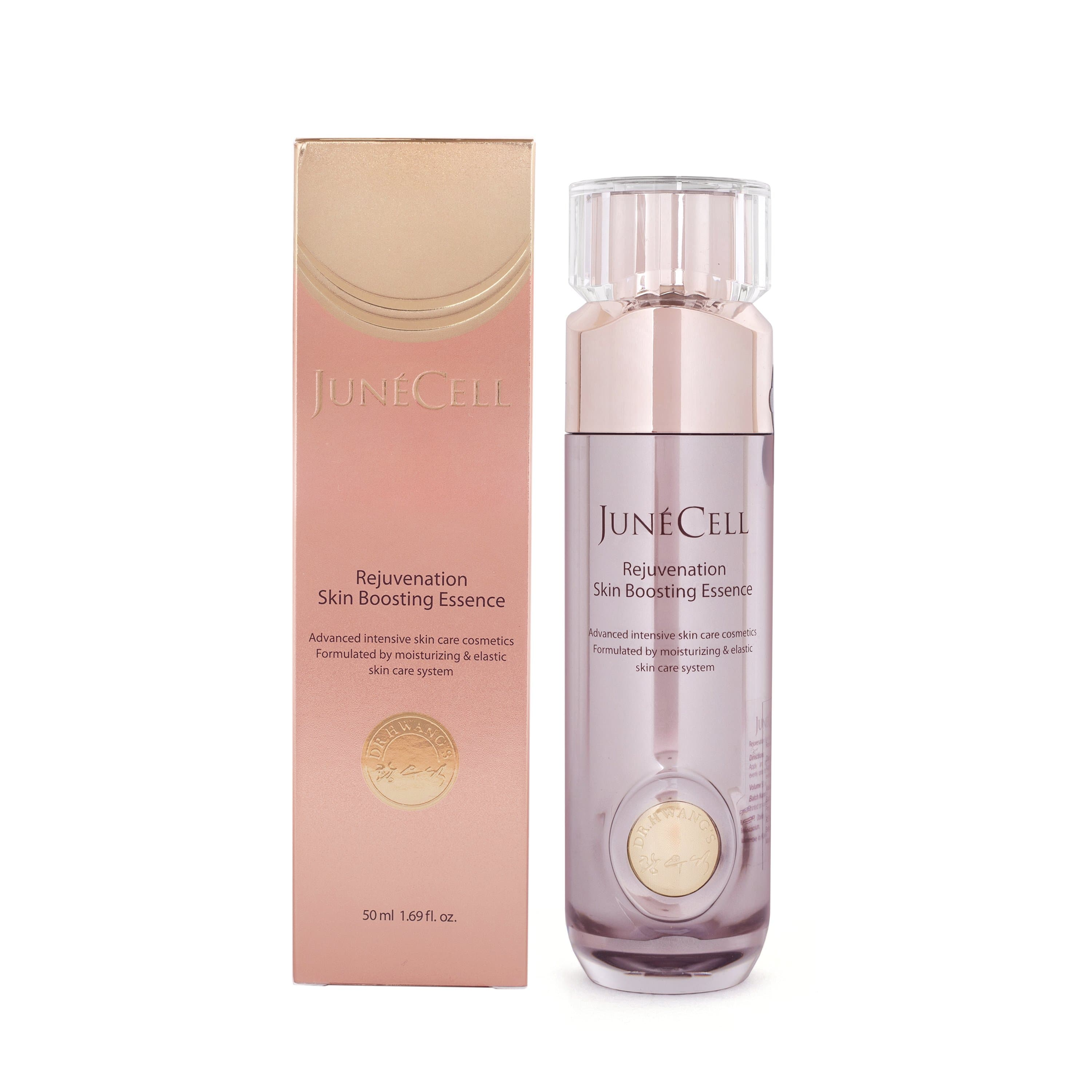 JunéCell Rejuvenation Skin Boosting Essence - Science To Skin