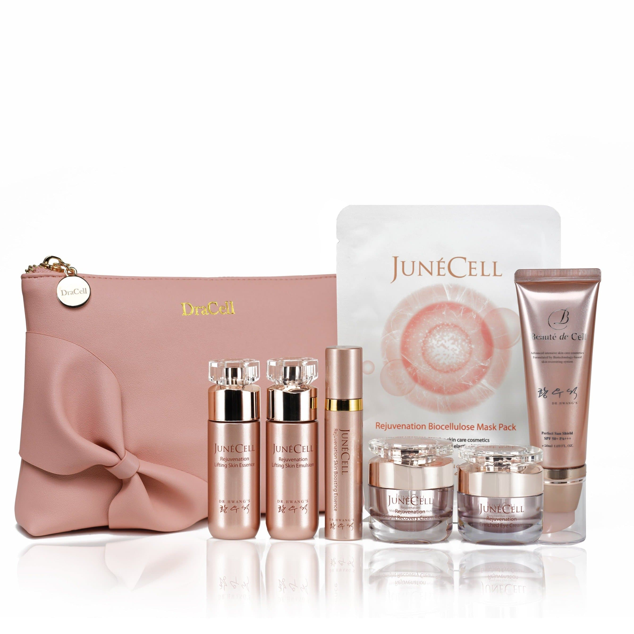 JunéCell Rejuvenation – Starter Set / Travel Kit - Science To Skin