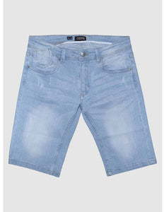 "The ""Étendue"" Men's Stretch Jean Shorts"