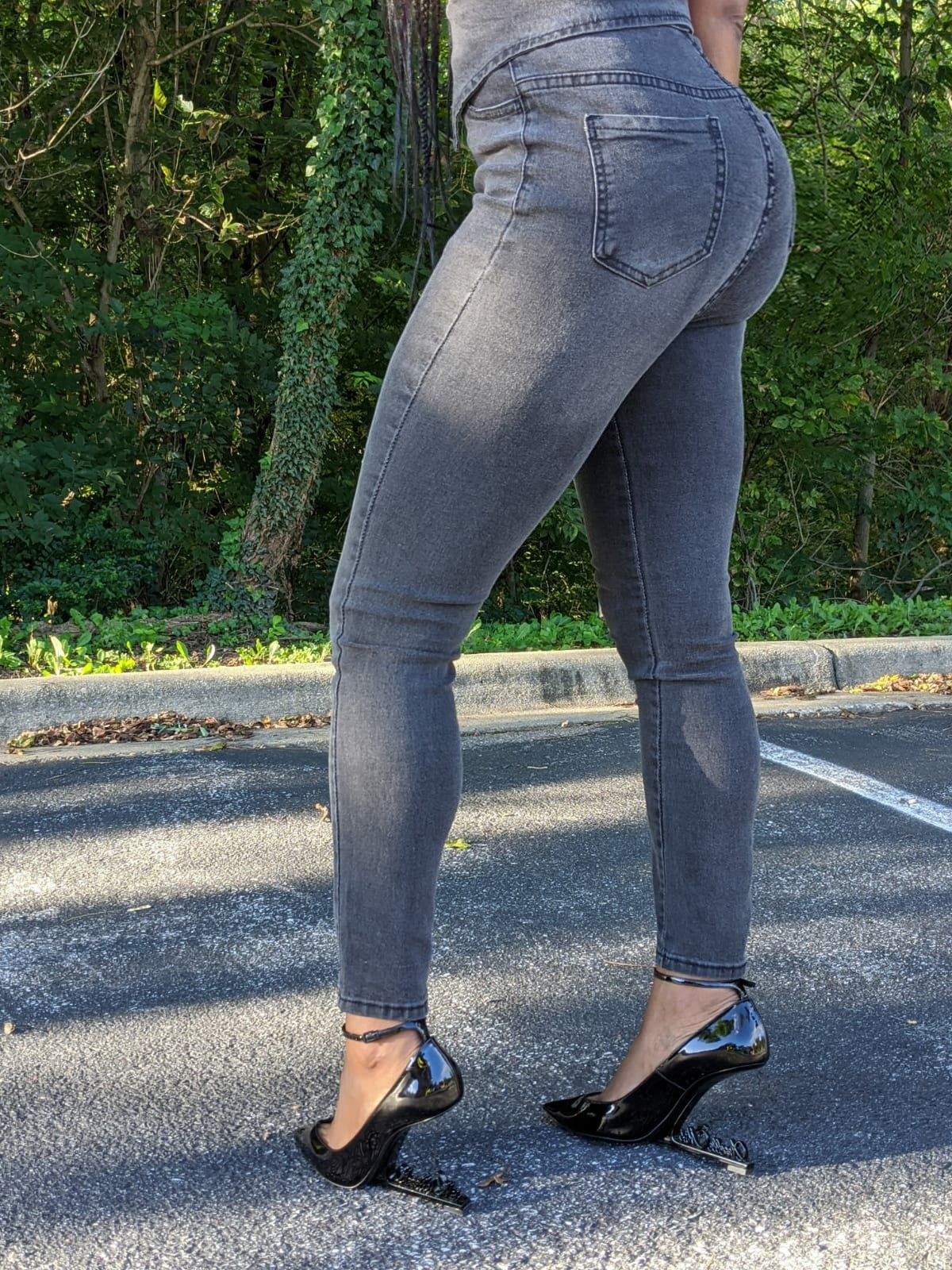 High Life High Waisted Skinny Jean