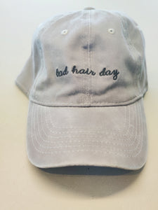 Bad Hair Day Vintage Baseball Caps