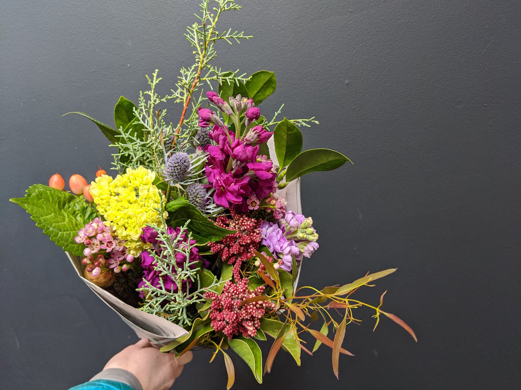 Flower Bouquet Pickup Subscription