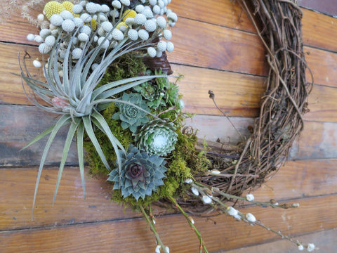 Wreath Making Workshop - April 11