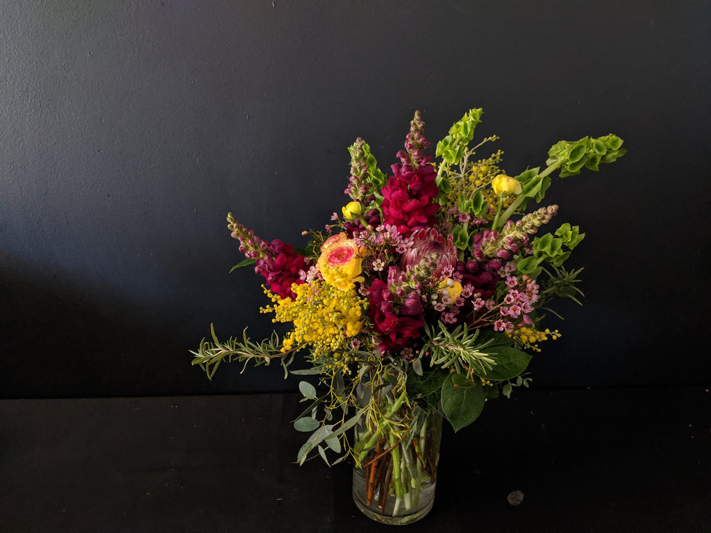 Flower Arrangement Subscription