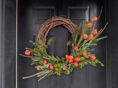 Holiday Designer's Choice Wreath