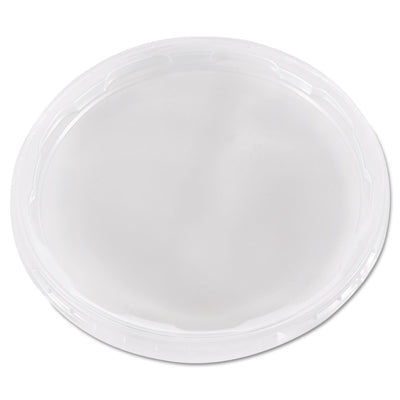 LID,PLASTIC,CENTER,CLEAR