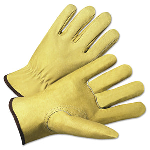 GLOVES,PREM PGSKN,DRVR,XL