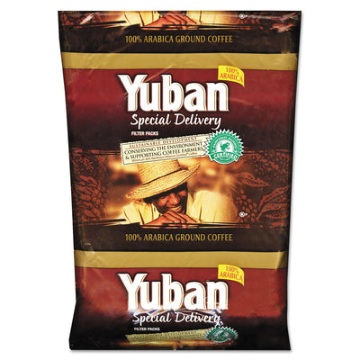 COFFEE,YUBAN 1.2OZ FLTRPK