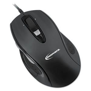 MOUSE,OPTICAL,WRD,ERGO,BK