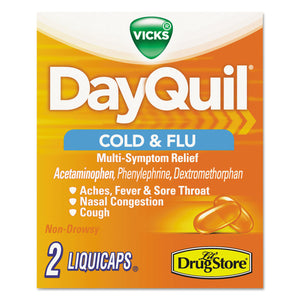 REFILL,DAYQUIL,COLD,20/PK