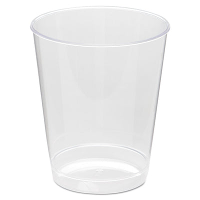 CUP,RIGID,PLASTIC,8OZ