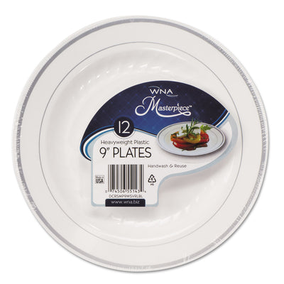 PLATE,9IN,12/10,SV