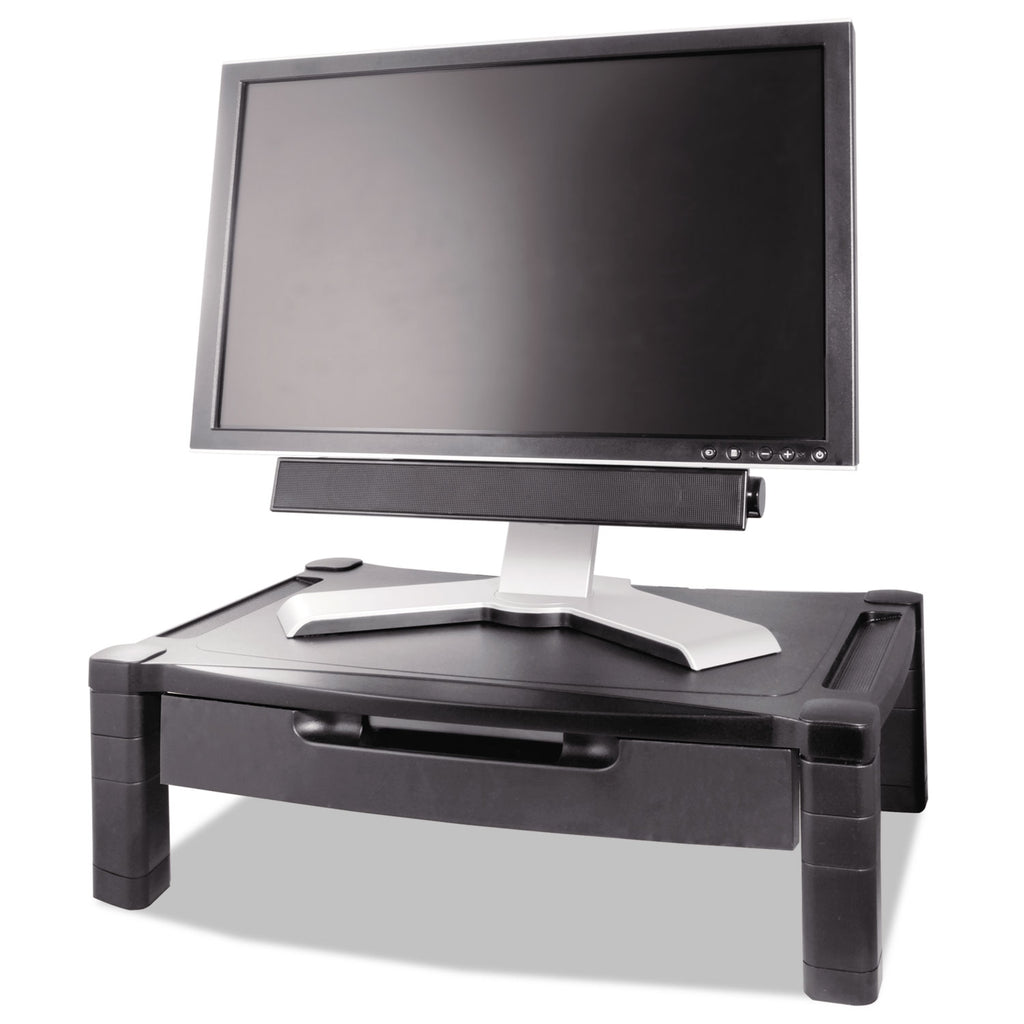STAND,WIDE MONITOR,BK