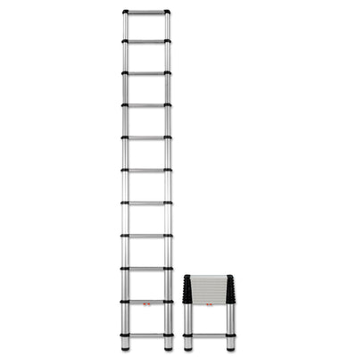 LADDER,TELESCOPIC,14'H,AL