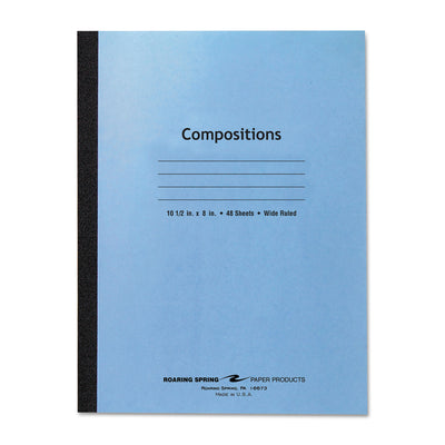 BOOK,COMP,48SHT,WIDE,BE