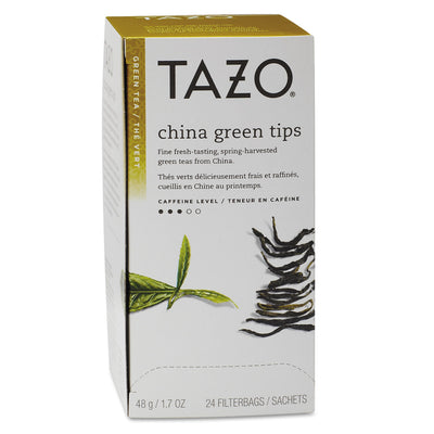 TEA,TAZO,CHINA GREEN TIP