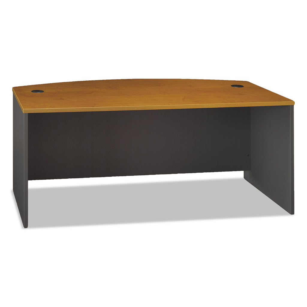 DESK,BOW FRONT,NTCY