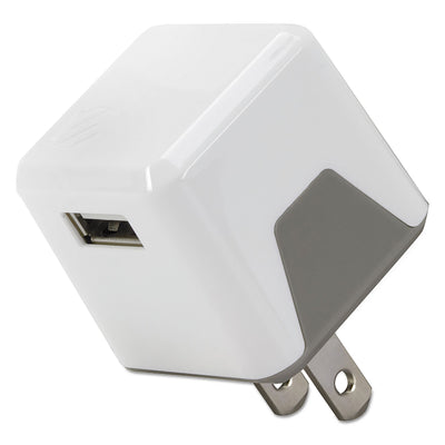 CHARGER,12WATT,CUBE,WH ,L