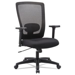 CHAIR,ENVY MESH,HIBACK,BK