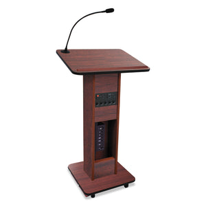 LECTERN,WIRELESS,MAH