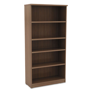 "BOOKCASE,65"",5 SHELF,WL"