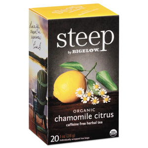 TEA,CHAMOMILE CITRUS