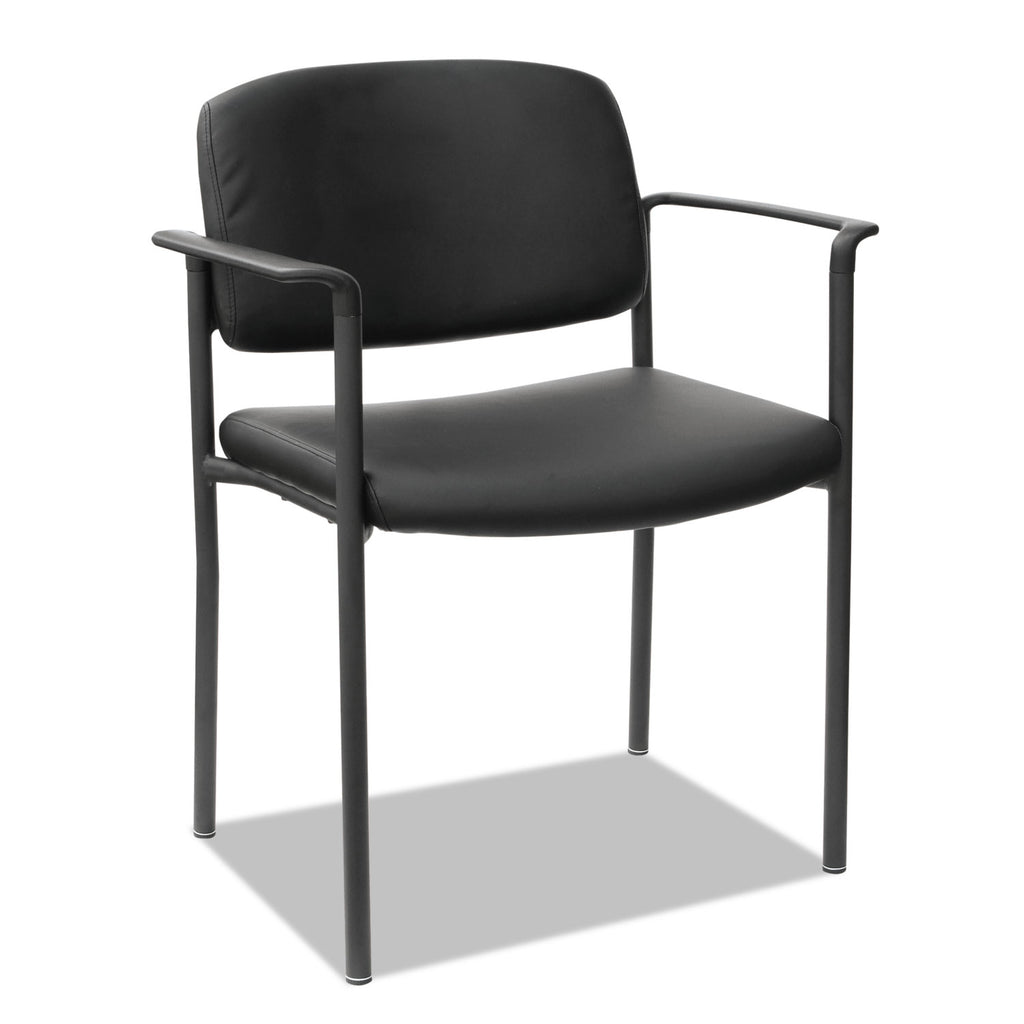CHAIR,STACK,GUEST,2/CT,BK